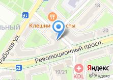 Компания «Инночка» на карте