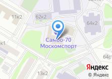 Компания «ДЮСШ №35» на карте