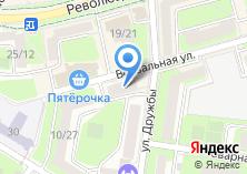 Компания «Такси Подольск» на карте