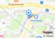 Компания «ГУТА-БАНК» на карте