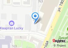Компания «Мастер-Сервис» на карте