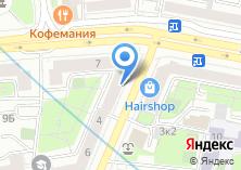 Компания «Гливит» на карте