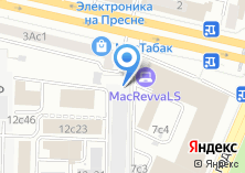 Компания «ПЕРВЫЙ СОСТАВ» на карте