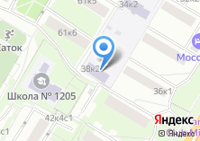 Компания «Детский сад №1165» на карте