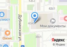 Компания «ФРАГОС» на карте