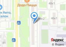 Компания «SP» на карте