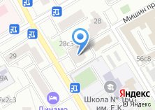 Компания «Bacula Backup Solutions» на карте