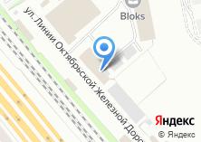 Компания «AutoMotive» на карте