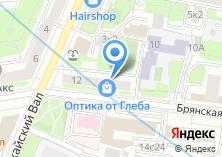 Компания «Литех» на карте