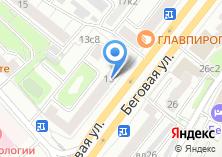 Компания «Милана.ко» на карте