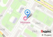 Компания «ЭКСИМЕР» на карте