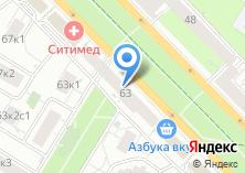 Компания «Interoptika» на карте