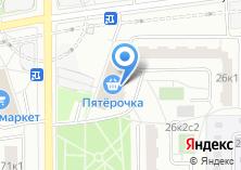 Компания «Престижный Офис» на карте