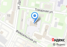 Компания «Подольский специализированный дом ребенка» на карте