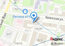 Компания «Комитет государственного строительного надзора г. Москвы» на карте