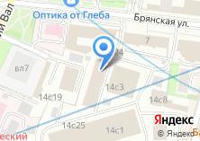 Компания «Передовые технологии» на карте