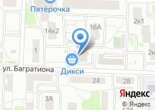 Компания «Мылоroom» на карте
