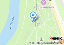 Компания «Городской парк культуры и отдыха им. Виктора Талалихина» на карте