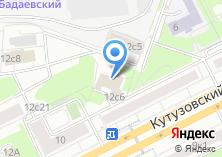 Компания «Интерфест» на карте