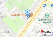 Компания «МОСШИНСЕРВИС» на карте