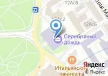 Компания «Барракуда» на карте