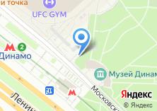 Компания «ОптЦветТорг» на карте
