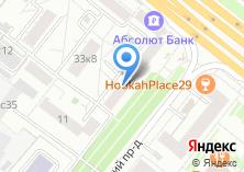 Компания «Нотариус Миронова И.В» на карте