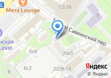 Компания «ИНТЭКА» на карте