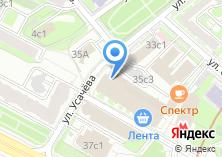 Компания «ТКС» на карте