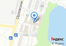 Компания «Фермсплав» на карте