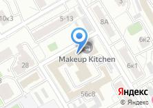 Компания «Фабрика Маркетинга» на карте