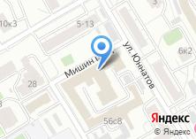 Компания «ЭНФОРТА Престиж-Интернет» на карте