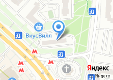Компания «Окно» на карте