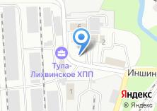 Компания «Рин-КО» на карте