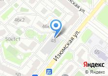 Компания «BENGANN» на карте