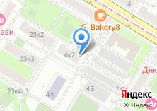 Компания «Сосна» на карте