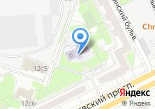 Компания «Средняя общеобразовательная школа №1230» на карте