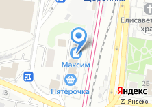 Компания «Примадонна» на карте