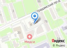 Компания «Территориальная избирательная комиссия Тимирязевского района» на карте