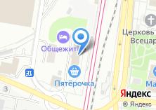 Компания «Хит-Букет» на карте