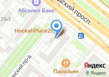 Компания «Юридический бизнесцентр» на карте