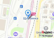 Компания «Щербинка» на карте