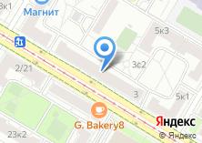 Компания «СТЭП ИнжСтрой» на карте