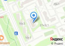 Компания «Территориальная избирательная комиссия Бескудниковского района» на карте
