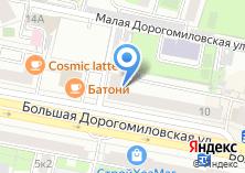 Компания «Ближние Горки» на карте