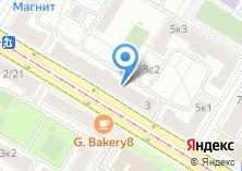 Компания «ЭЛЬБА-СТРОМ-М» на карте
