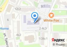 Компания «Московская городская детская музыкальная школа им. В.М. Блажевича» на карте