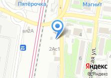 Компания «Окна-Магнит» на карте