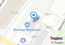 Компания «СОЗДАНИЕ ВЕБ САЙТОВ REBOOX» на карте
