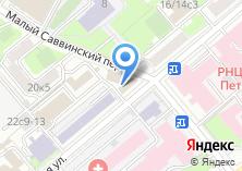 Компания «Журнал Московской Патриархии» на карте
